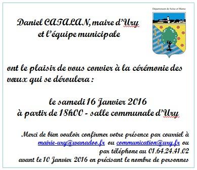 invitation voeux 2016-2